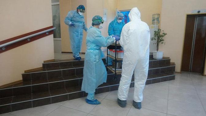 Секретарь СНБО Украины посетит поселок с эвакуированными из Китая