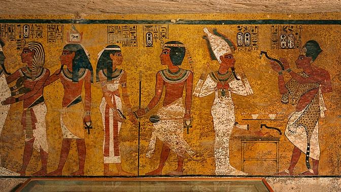Где похоронена Нефертити: ученые нашли тайную комнату в гробнице Тутанхамона