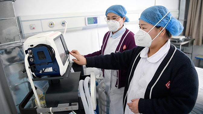 В Китае назвали период, когда риск заразиться коронавирусом выше всего