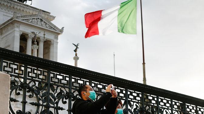 Число зараженных коронавирусом в Италии возросло до 79