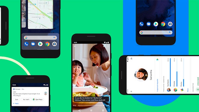 Google выпустила новую версию Android