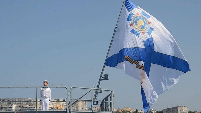 Главком ВМФ РФ поздравил экипажи кораблей с Днем защитника Отечества