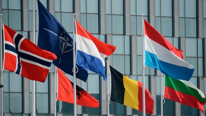 Украина пропишет в новой военной стратегии курс на вступление в НАТО