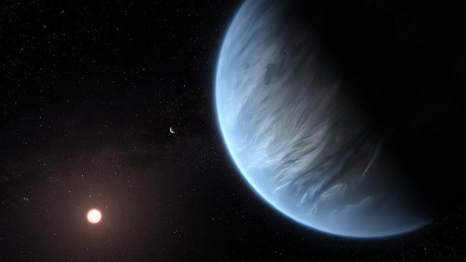 Астрономы обнаружили пригодную для жизни экзопланету
