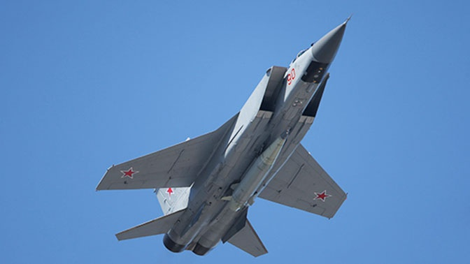 Авиаполк в Красноярском крае получит ракеты «Кинжал»