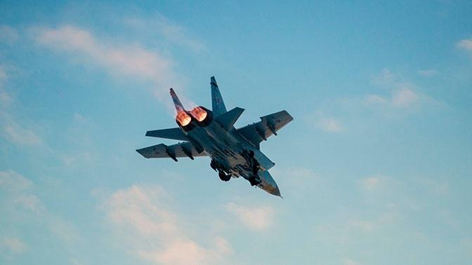За неделю разведку у границ России вели 18 иностранных самолетов