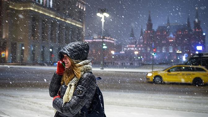 Синоптики пообещали снег и дождь в последний день зимы