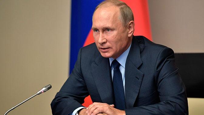 Путин провел беседу с президентом Ирана Роухани