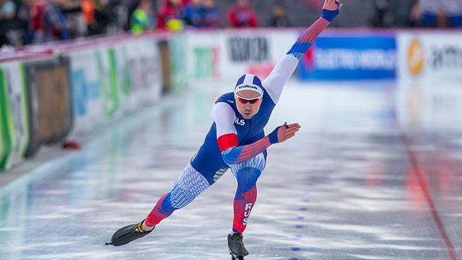 Конькобежцы Кулижников и Мурашов снялись с участия в ЧМ по спринтерскому многоборью