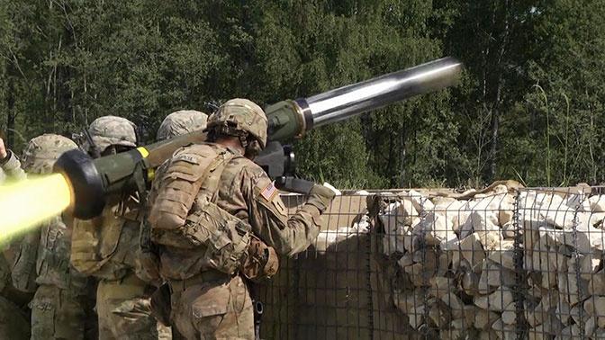 Пентагон подписал контракт на производство Javelin для Украины и Грузии