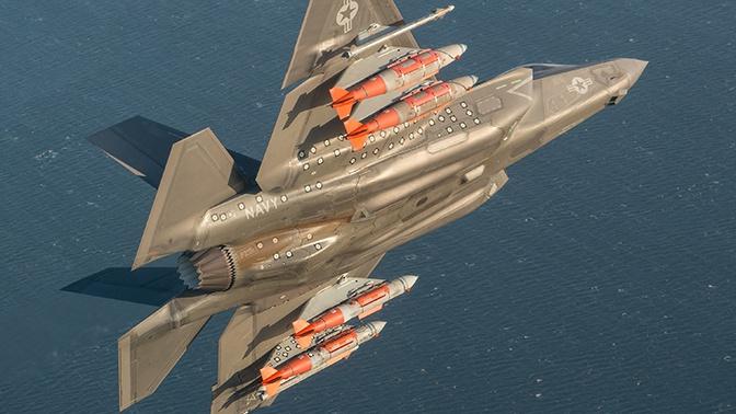 Илон Маск назвал «убийцу» F-35