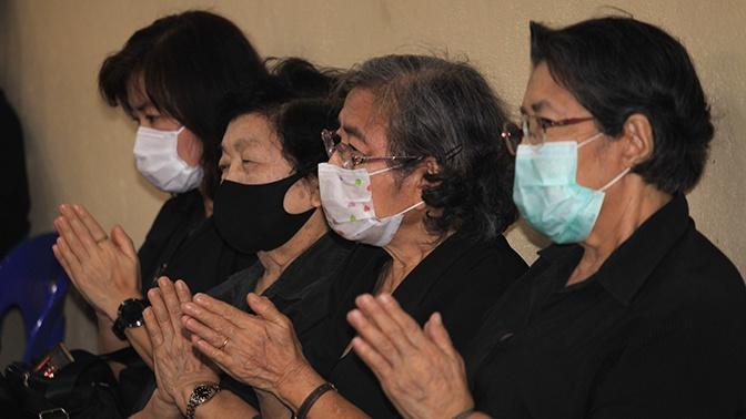 Первая смерть от коронавируса зафиксирована в Таиланде