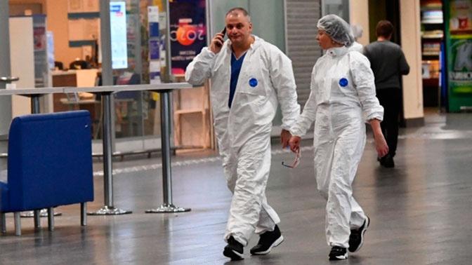 На прибывшем из Москвы в Пекин самолете выявили пассажира с подозрением на коронавирус