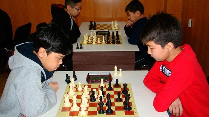 В Бишкеке прошел молодежный турнир по шахматам