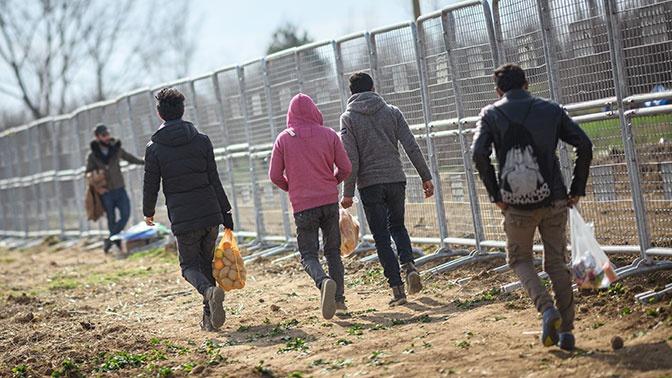 Евросоюз наотрез отвергает миграционное давление Турции
