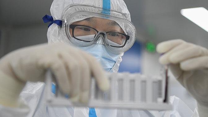 В Китае разработан прибор для диагностики коронавируса за полчаса