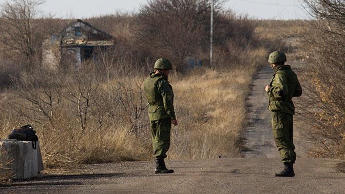 «Провокация»: в ДНР прокомментировали возвращение ВСУ на позиции у Петровского
