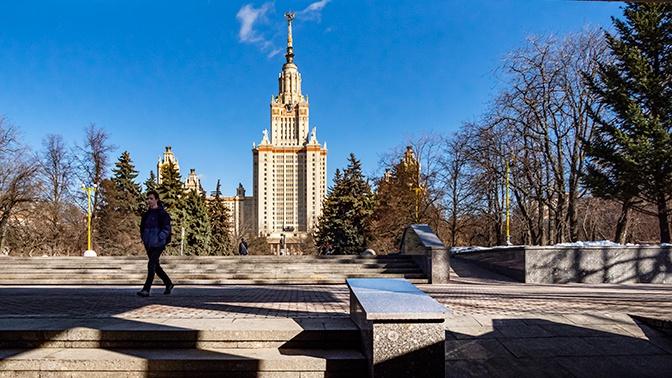 В Москве обновился очередной температурный рекорд