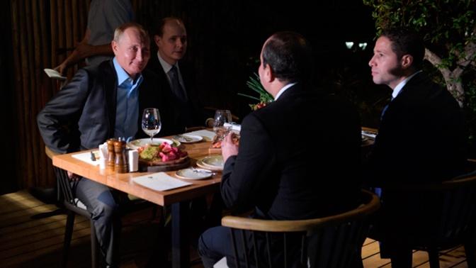 Диетологи оценили питание Путина, Трампа и Меркель