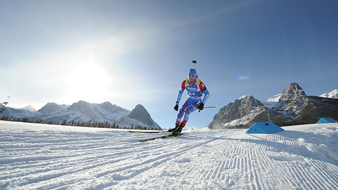 Российский биатлонист Логинов может пропустить остаток сезона
