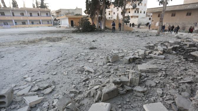 Эксперт: режим прекращения огня в Сирии соблюдается