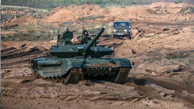 Новейшие танки Т-90М впервые покажут на Параде Победы в Москве