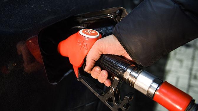 Минфин оценил риск роста стоимости бензина после обвала нефтяных котировок