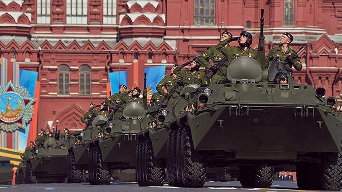 В Кремле не рассматривают вопрос отмены Парада Победы из-за коронавируса