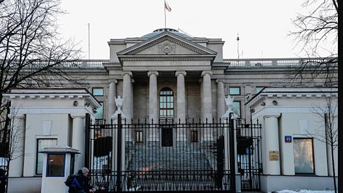 Киев расторг договоры аренды земли с российским посольством