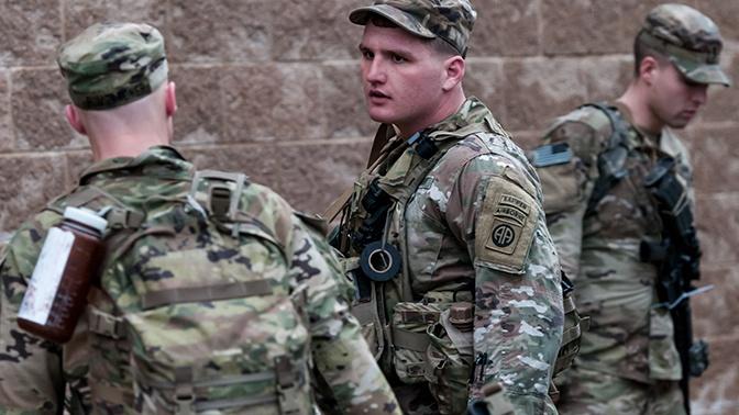 Коалиция США подтвердила гибель военных при обстреле в Ираке