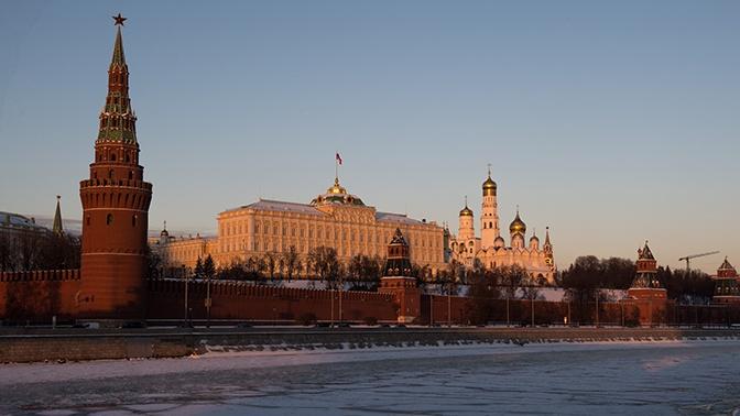 В Кремле прокомментировали возможность участия Путина в выборах в 2024 году