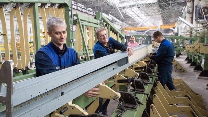 В Воронеже приступили к активной фазе сборки агрегатов для Ил-114-300