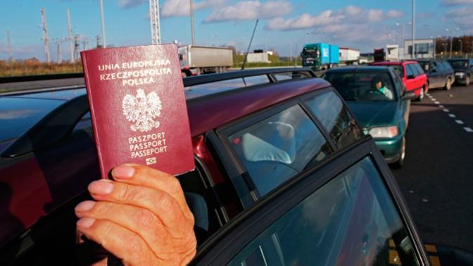 Россия ограничит пропуск иностранцев через сухопутные границы с Польшей и Норвегией