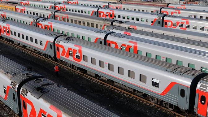 В РЖД сообщили о временном прекращении курсирования поездов Россия - Латвия