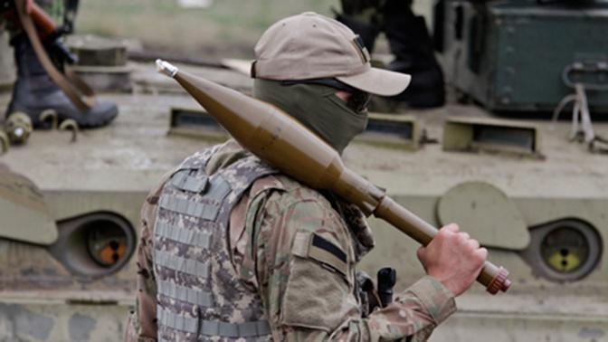 Бойцы ВСУ обстреляли из гранатометов позиции ополченцев ДНР