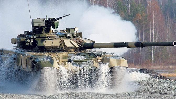 Индия собирается купить 400 танков Т-90С