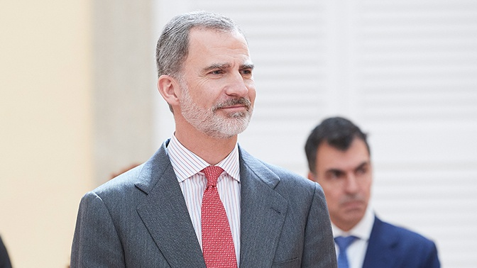 Король Испании отказался от наследства отца из-за коррупционного скандала