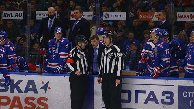 Чемпионат КХЛ временно приостановлен из-за эпидемиологической обстановки