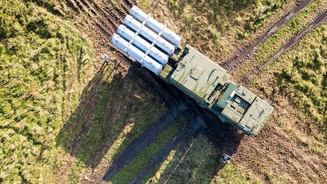 Ракетный комплекс «Бал» впервые покажут на Параде Победы в Москве