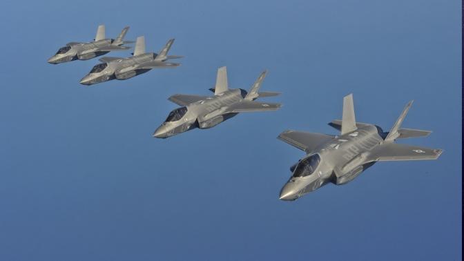 Разработчик заявил о возможном подорожании истребителей F-35