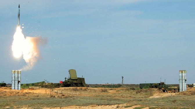 С-400 на Новой Земле отразил удар «противника» по Северному морскому пути