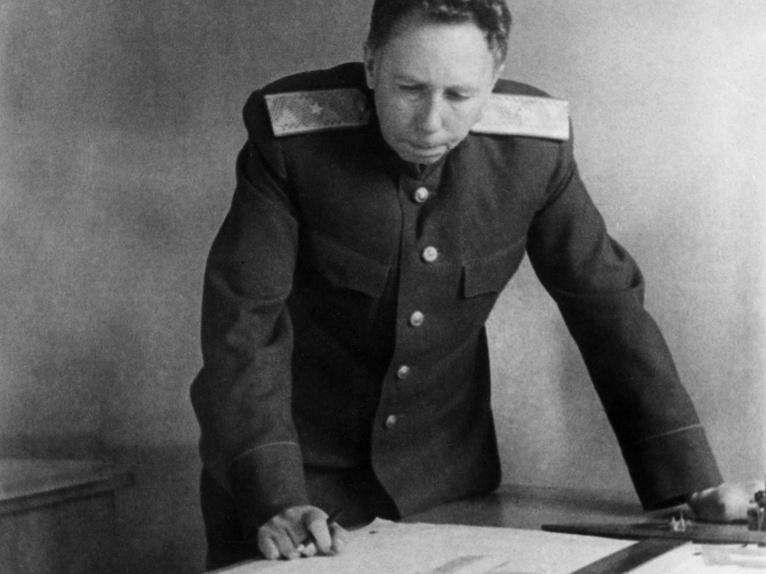 Авиаконструктор Семен Лавочкин