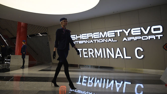 В аэропорту Шереметьево закрывают терминалы E и C