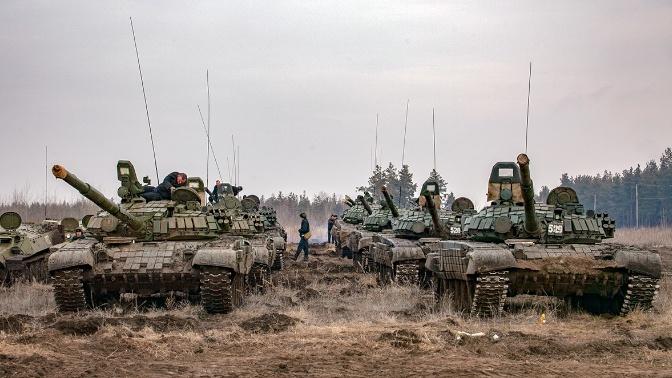 Шойгу: танковый и мотострелковый полки создадут в Приморье
