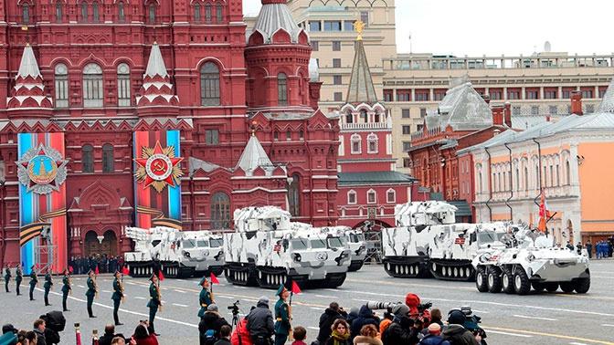 Делегация США приедет в Москву 9 мая на 75-летие Победы