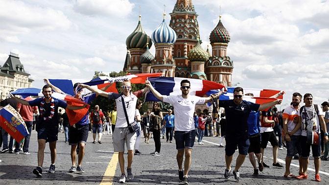 FIFA опубликовала официальный фильм о ЧМ-2018 в России
