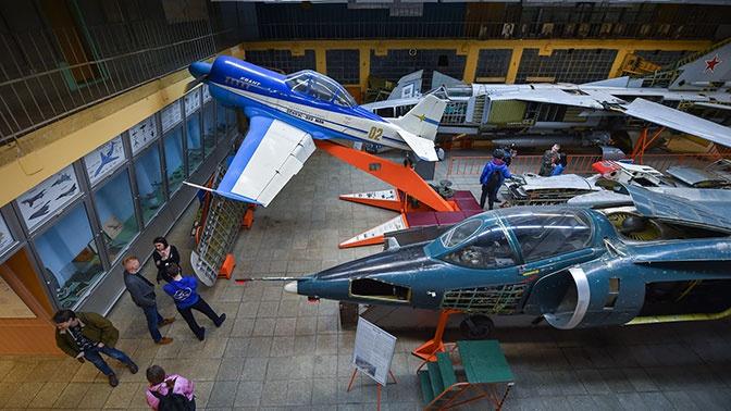 Московский авиационный институт празднует 90-летие
