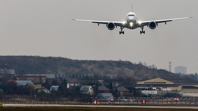 Россия с 23 марта приостанавливает авиасообщение со всеми странами
