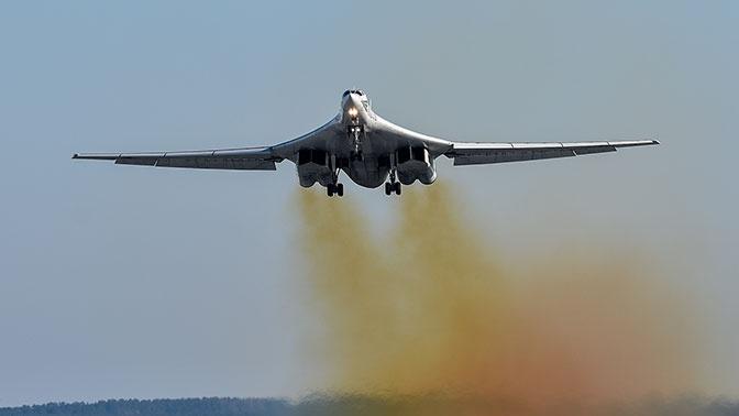 «Самый быстрый и большой»: американские СМИ о российском бомбардировщике Ту-160