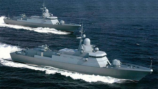 Сформированы экипажи новых кораблей ЧФ «Грайворон» и «Циклон»